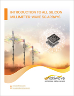 Introduction to All Silicon Millimeter-Wave 5G Arrays