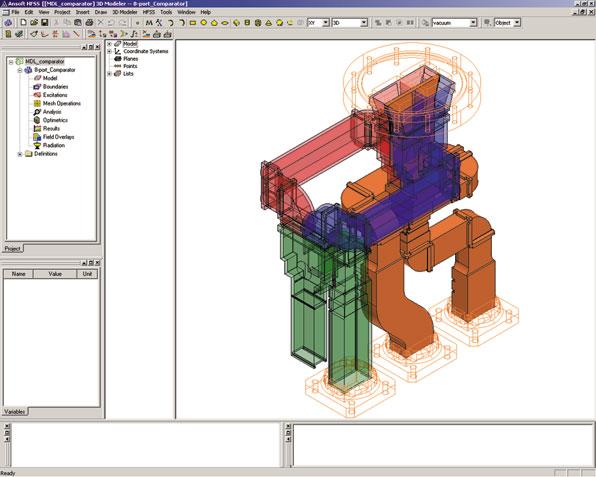 HFSS Software for Next-generation Design