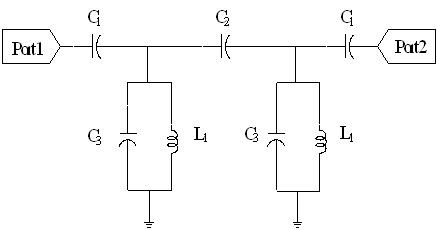 Microwave Band-pass Filter and Passive Devices Using Copper Metal ...