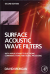 Surface Acoustic Wave Filters: Second Edition