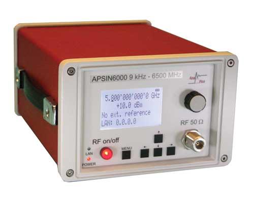 Portable Signal Generator : Portable ghz rf signal generator