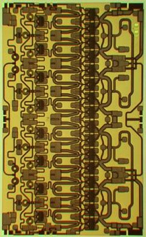M/A-COM Introduces New 20 Watt X-Band High Power Amplifier